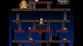 Let's Play Heathcliff and the Garbage Ape! (Donkey Kong Reskin, Windows)