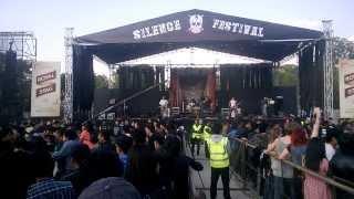 Silence festival IV ZYGNEMA wall of death
