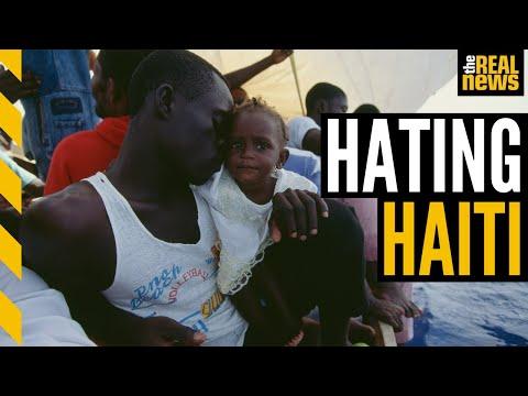 US disdain for Haiti & Haitian refugees has a deep history