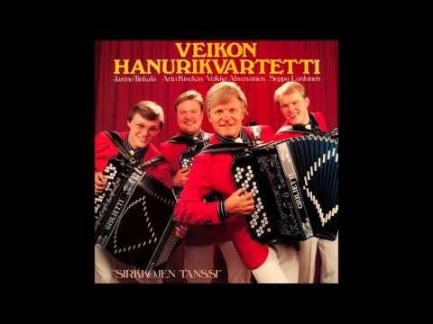 Veikon hanurikvartetti- Poika varjoiselta kujalta (Guaglione)