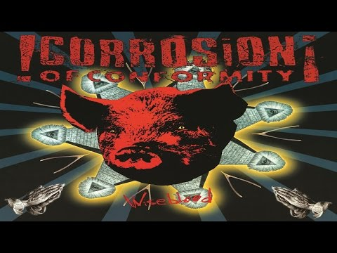 CORROSION OF CONFORMITY- Wiseblood 2X Vinyl (Full Album) HD