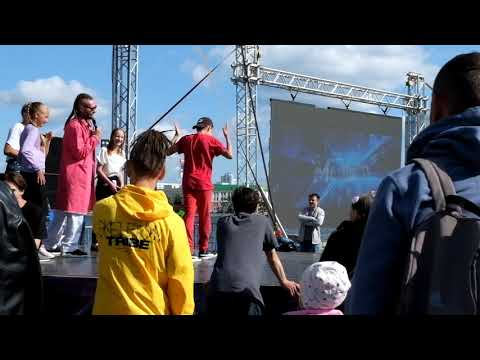 Проект Танцы Екатеринбург 24 08 2019 отбор