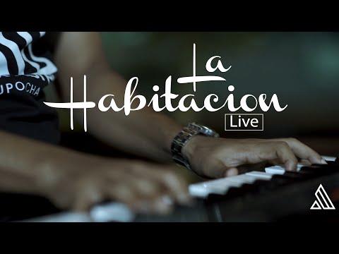 LA HABITACION LIVE / ALEX ABREU / GRUPO CHALEX / VIDEO OFICIAL