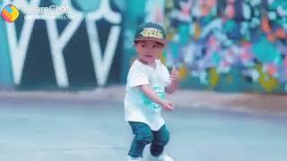 Dance by cute boy