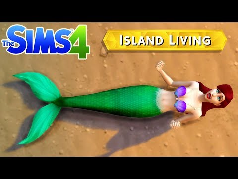 Ariel Mermaid Tail - The Sims 4 Download