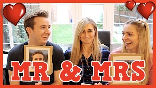 MR & MRS CHALLENGE feat. CHARLOTTE'S VLOG