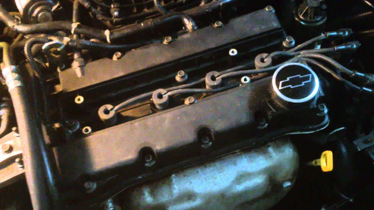 Нестабильная работа двигателя Лачетти после смены ремня ГРМ