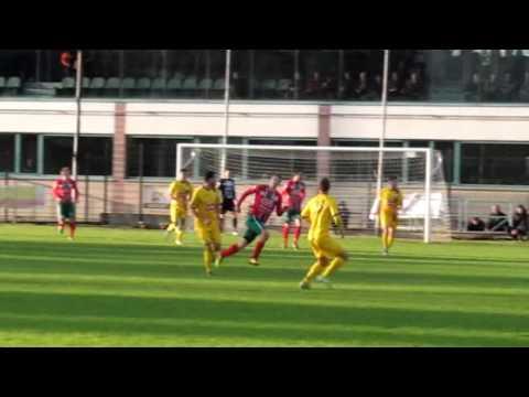 W  Walhain - RFC Liège (résumé non officiel)