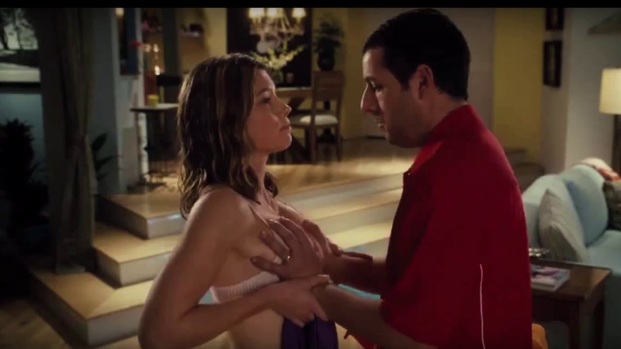 Adam sandler having sex or working out