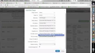 Tutorial: How to add an insurance company in medical billing // drchrono EHR