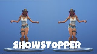 "Fortnite: ""Showstopper"" Dance Music looped for 1 hour -Battle Royale"