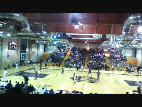 Chino Hills Vs. Rancho Cucamonga: High School Basketball 1/15/2016