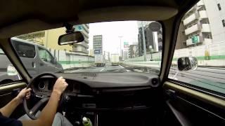 Citroen GS Driving in Tokyo