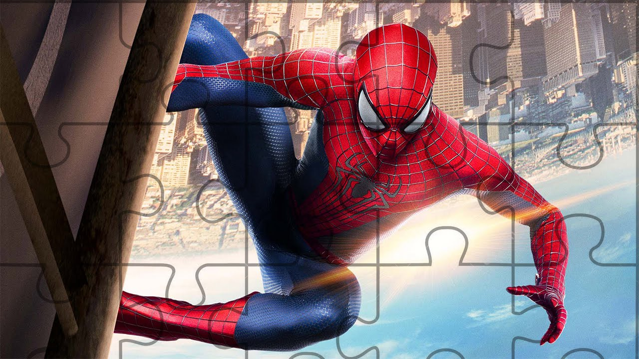 Rompecabezas del Hombre Araña - Spiderman Puzzle Game For ...