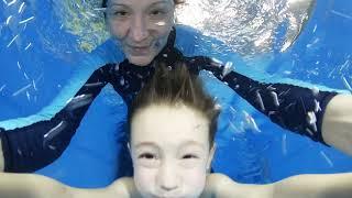 Грудничковое плавание в Черкесске   АкваКроха #12