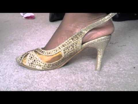 foot modelling youtube