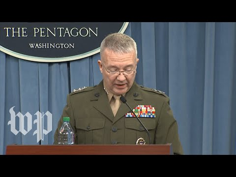 Pentagon provides details on Syria strike