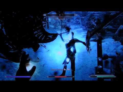 The Elder Scrolls V: Skyrim playthrough pt173  