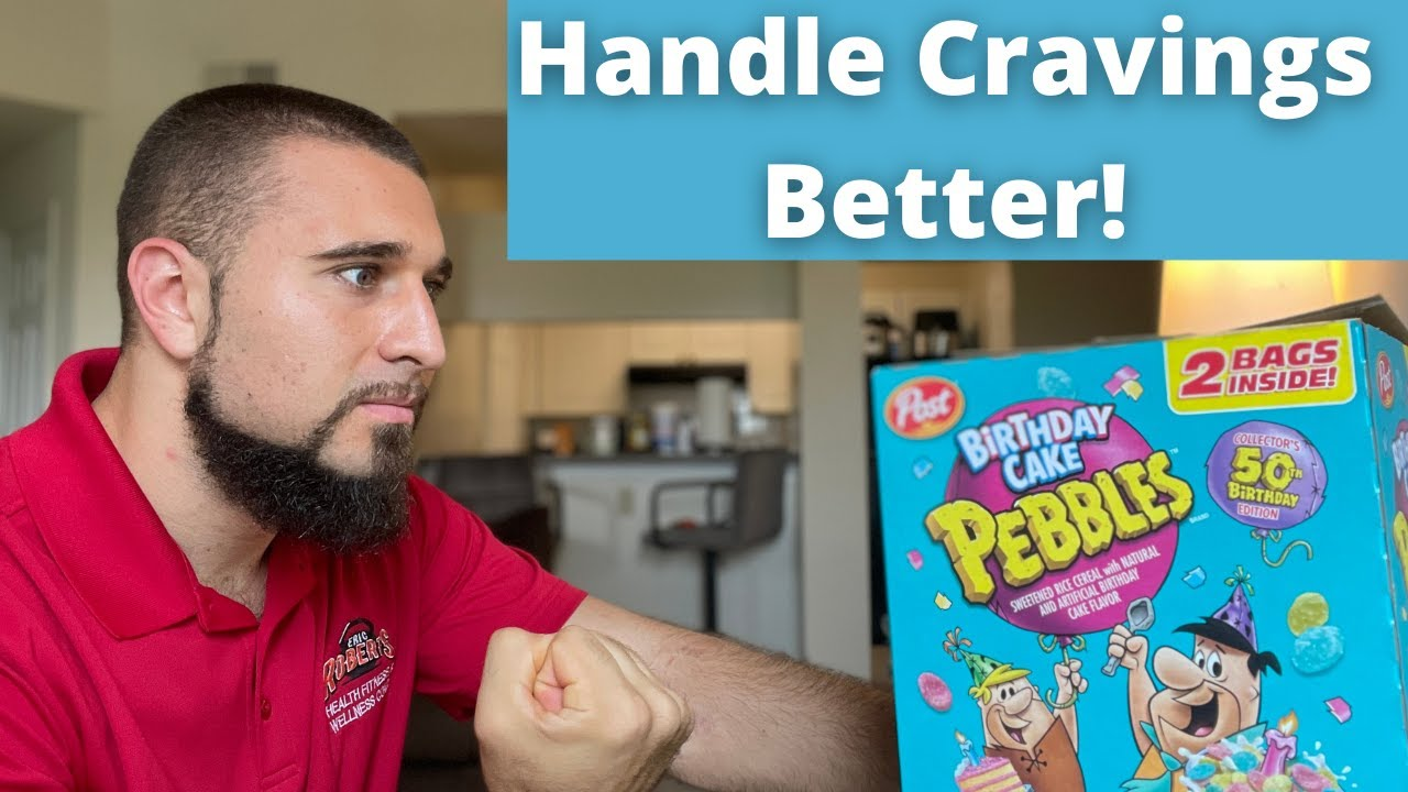 How To Reduce Cravings I Sugar Cravings How To Stop Them