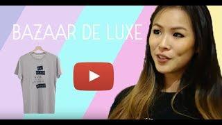 Bazaar de Luxe - T-shirts végans & éthiques en coton bio