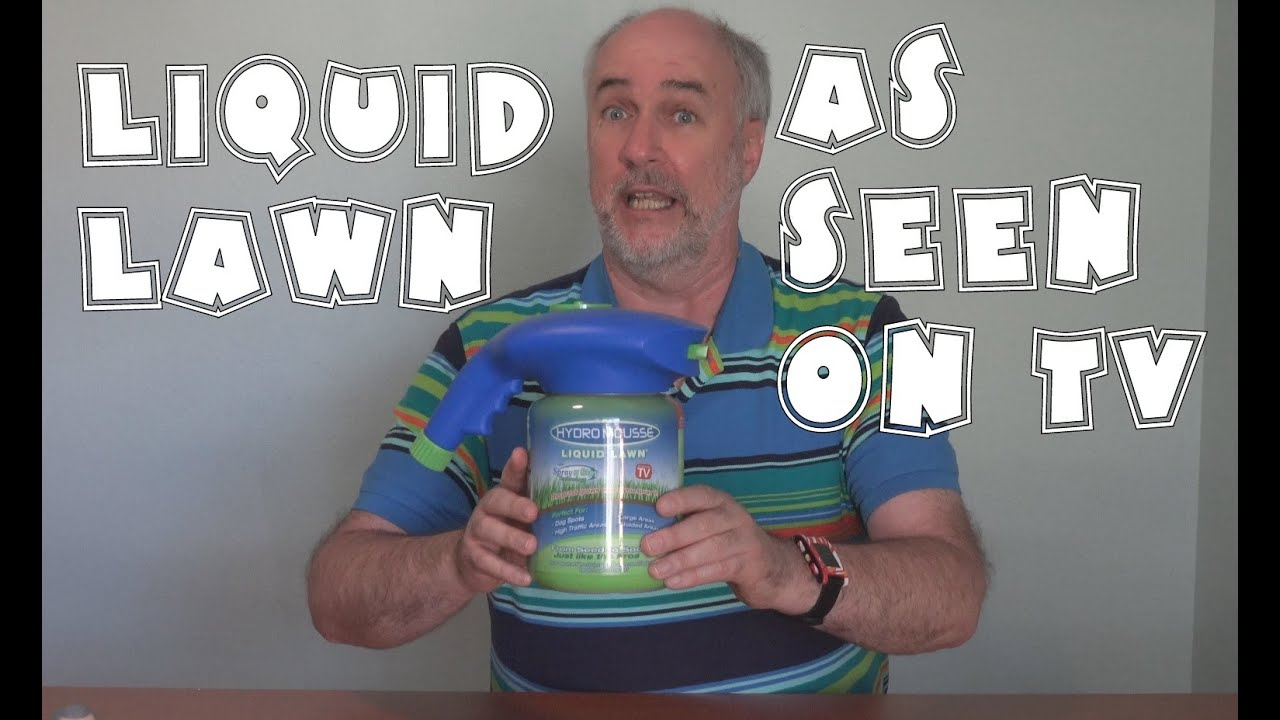 liquid lawn review as seen on tv epicreviewguys in 4k youtube. Black Bedroom Furniture Sets. Home Design Ideas