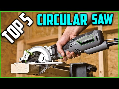 Top 5 Best Compact Circular Saw in 2019
