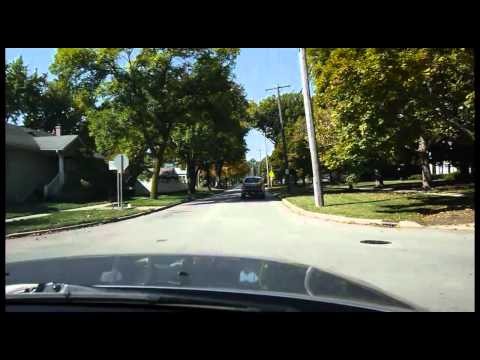 A drive through Elmhurst and its walkable downtown