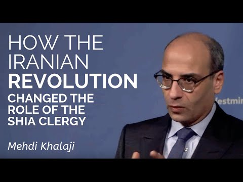 Mehdi Khalaji: How the Iranian Revolution Changed the Role o