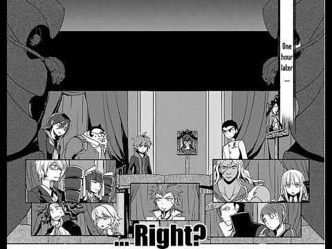 Danganronpa Manga Dub - Act 2