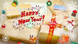 АНОНС новогоднего ОБМЕНА посылками + УПАКОВКА подарков! {СОВМЕСТНОЕ ВИДЕО}(Rita Rylikova ➫ https://www.youtube.com/watch?v=50xu9UR6nbQ Лилия Бойко ➫ https://youtu.be/fc7kt8vyaWI Эх ЁЖики ➫ https://youtu.be/yrjkaXk1g2Y ..., 2015-11-20T06:59:50.000Z)