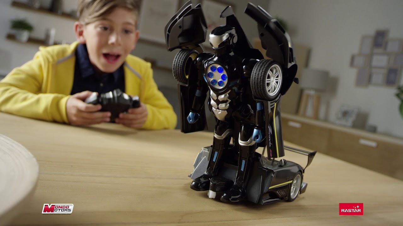 8 Transformer Robot Mercedes Gt3 114 Amg Voiture Grise Enfant Ans Dès LqpGSUMVz