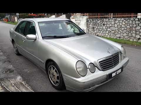 USED CAR REVIEW: 2002 Mercedes-Benz E200 W210!!   EvoMalaysia.com