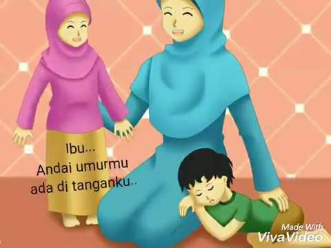 Surat Cinta Untukmu Ibu (Puisi Untuk Ibu)