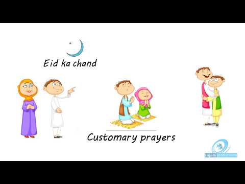 #Ramadan #Eid What is Eid-ul-Fitr?