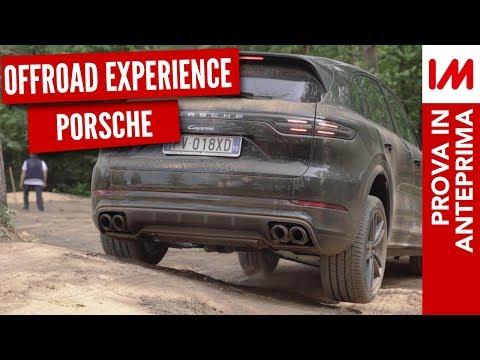 Un Porsche Cayenne in Fuoristrada? *INARRESTABILE*