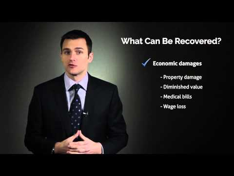What Damages Can be Recovered in an Oregon Personal Injury Claim?