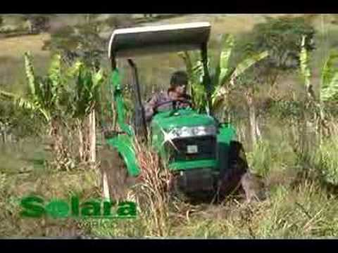 Tratores Green Horse - FONE: 62-7811-8089 Travel Video