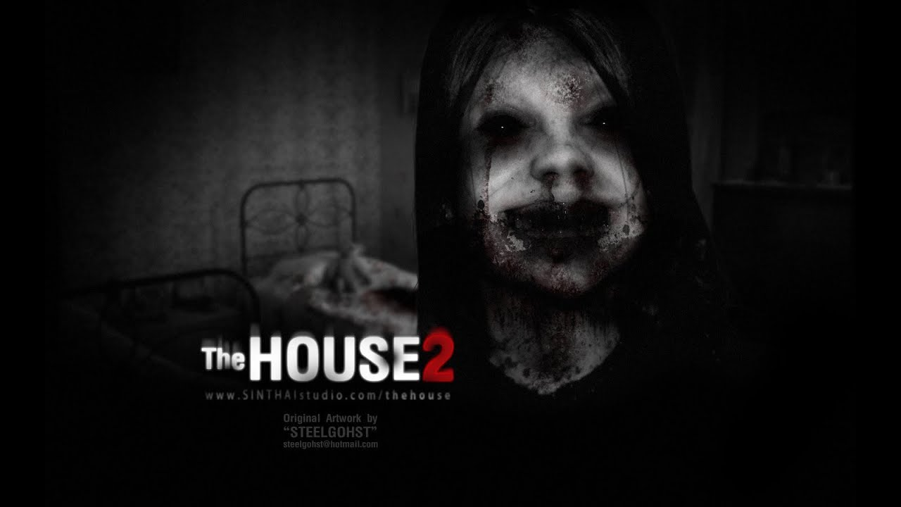 Great Scary Game The House 2 Dont Trust The Loading Screen
