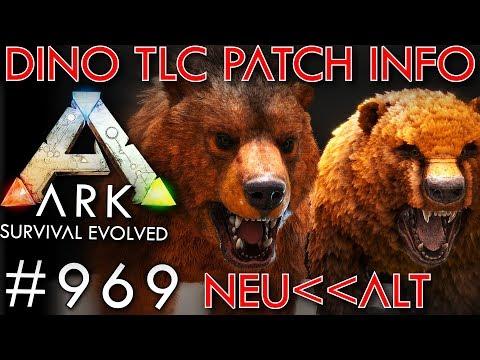 ARK #969 Dino TLC PATCH Phase 1 Info ARK Deutsch / German / Gameplay