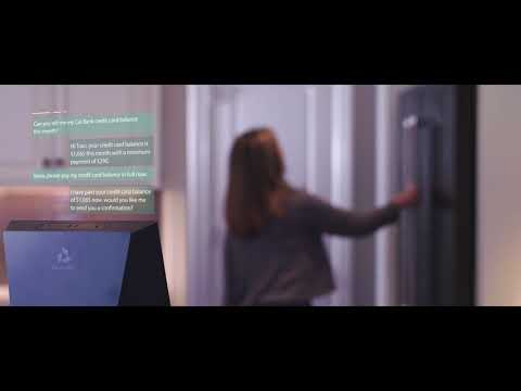 Voice technology for the banking and financial industry