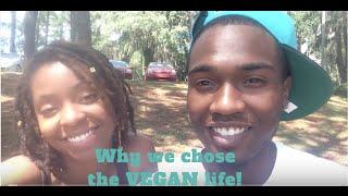 Why we became Vegan