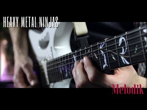 Heavy Metal Ninjas - Melodik (Richie Allan cover)