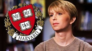 Harvard On Chelsea Manning Decision: It Was A Mistake