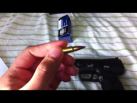 Five Seven 5.7x28 ammo myths review part 1