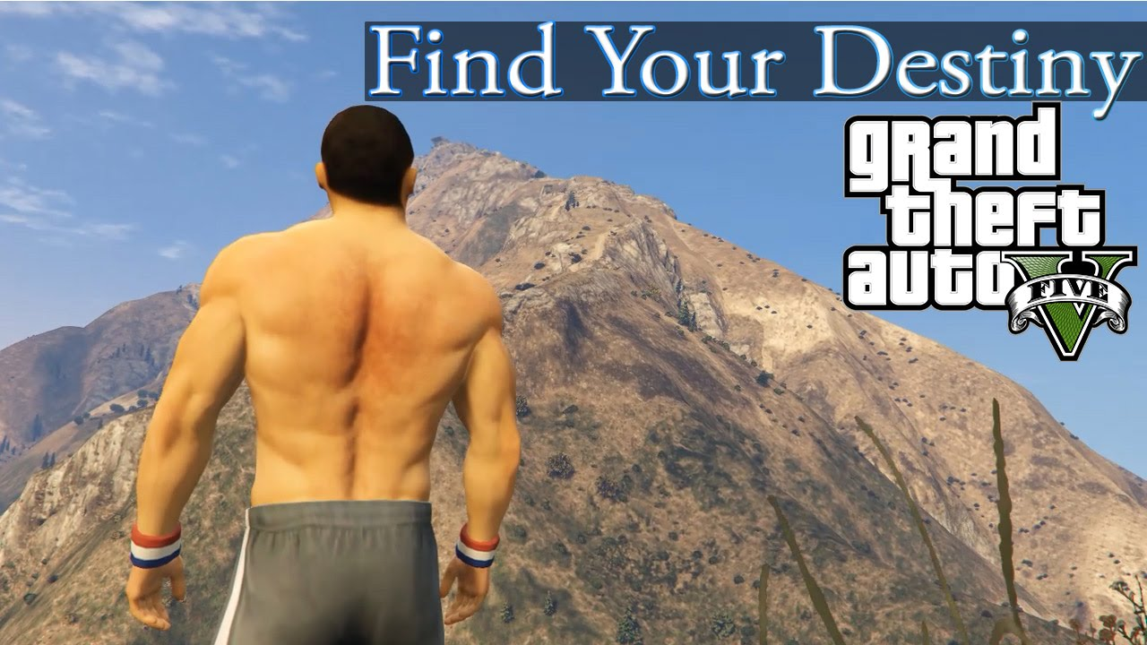 Find Your Destiny | GTA V PC Editor - GTA 5 Short Film ...