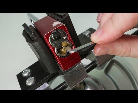 Red American Lock 1100 Series Picked with some Tips and Tricks Along The Way!