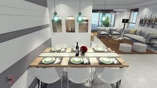 דירות חדשות בעכו - בניין חדש דקלי פסגות עכו