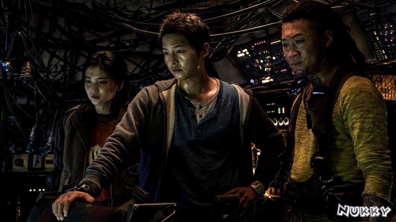 Space Sweepers หนังใหม่ของ ซงจุงกิ และ คิมแทรี จะฉายทางสตรีมมิ่ง @Inside News Tonight 17Oct20