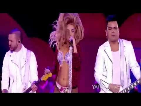 Lady Gaga - MANiCURE (ArtRave: The ARTPOP Ball Tour)