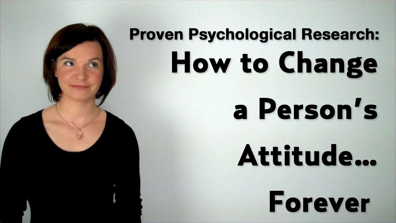 How to influence a person 5